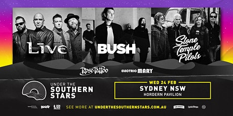 Under The Southern Stars - Sydney tickets