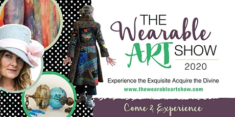 The Wearable Art Show 2020 tickets