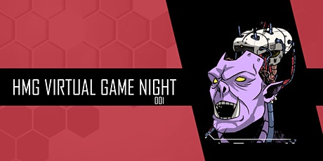 Friday Virtual Game Night #1 tickets