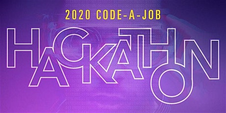 Third Code-a-job Hackathon tickets