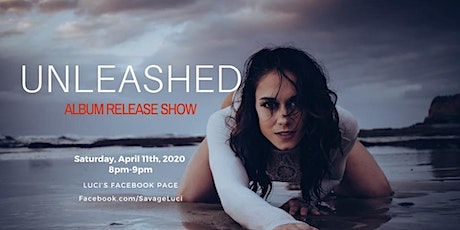 """Streaming Concert: """"Unleashed"""" Album Release Show tickets"""