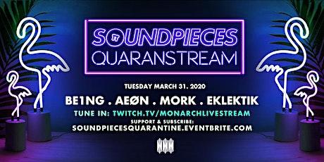 SOUNDPIECESTV - San Francisco Quarantine Live Videostream tickets