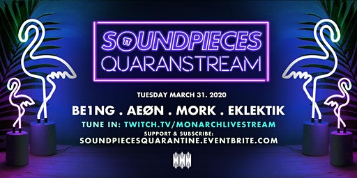 SoundpiecesTV: San Francisco Quarantine Live Videostream