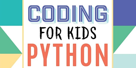 Python /Coding class for Kids -Free tickets