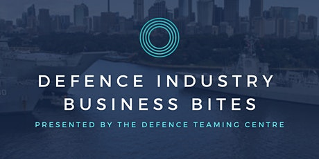 Strategic Challenges for Defence SMEs post COVID-19 tickets