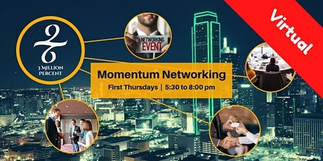 3 Million Percent Momentum Networking tickets