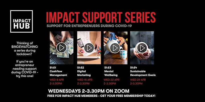 Impact Support Series - S1:E4 - Sustainable Development Goals image