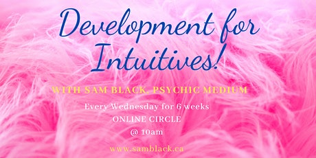 Online Development for Intuitives tickets
