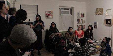 El Salón: De Mi Casa a Tu Casa, Featuring Eva Mayhabal Davis and Friends tickets