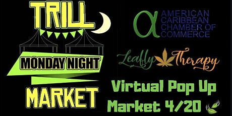 Trillest Virtual POP Up Market tickets