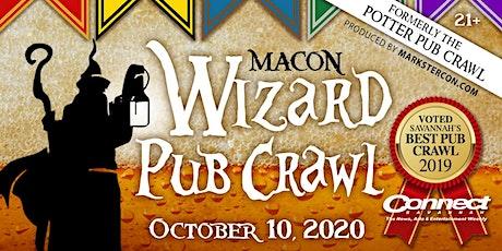 Wizard Pub Crawl (Macon, GA) tickets