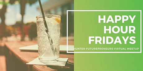 Virtual Happy Hour Fridays tickets