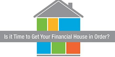 FREE Financial Wellness Seminar on Zoom tickets