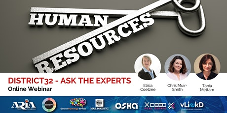 District32 Ask the Experts - HR and Working from Home - Thu 30th Apr tickets
