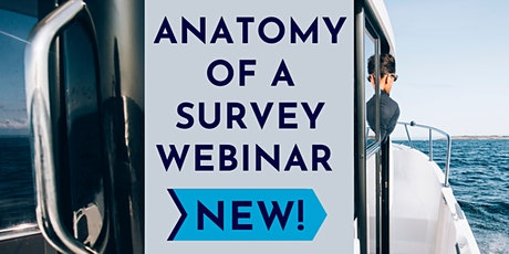 Anatomy Of A Survey - What you need to know about marine surveys tickets
