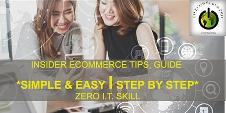 【FREE ONLINE WEBINAR HK】GLOBAL HOMEBASED ONLINE BIZ with Elite Coaching tickets