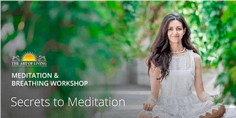 Introduction to Easy Meditation tickets