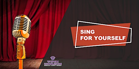 Sing for Yourself at the Hills 2020 tickets