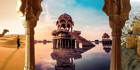 ladies to Jaisalmer & Jodhpur Trip. tickets