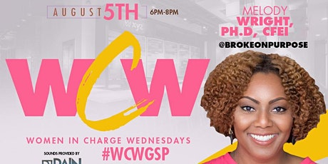 Woman in Charge Wednesday tickets