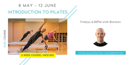 Introduction to Pilates (6-Week Course) | Central tickets