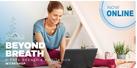 Beyond Breath Online - An Introduction to the Happiness Program Portland tickets