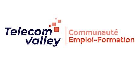 Communauté Emploi-Formation 6 Avril 2020 - TELECOM VALLEY billets