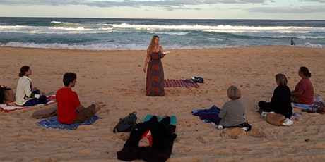 'Gratitude' Guided Meditation with Jules, online group session tickets