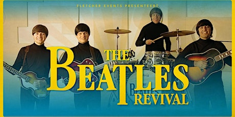 The Beatles Revival in Steenwijk (Overijssel) 18-12-2021 tickets