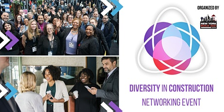 New York Build 2021-Diversity in Construction Networking Event tickets