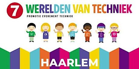 PET Techniekdag Haarlem en omgeving 2021  tickets