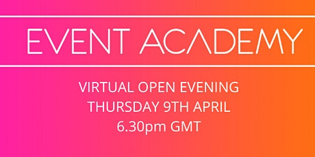 Virtual Open Evening - April 2020 tickets