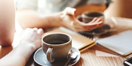 1-on-1 Coffee Counselling Session tickets
