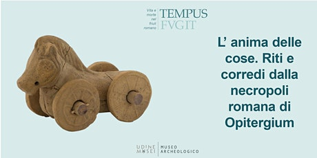 """Copia di Tempus FVGit """" Il passato romano di Oderzo""""  di Marta Mascardi biglietti"""