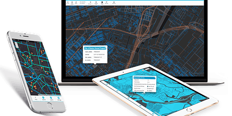 Web-based GIS and Mapping Training Course tickets