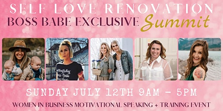 Boss Babe Exclusive Summit Motivational Speaking + tickets