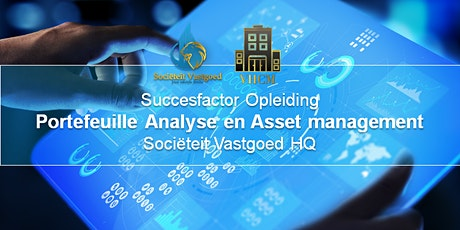 Opleiding Portefeuille Analyse en Asset management tickets