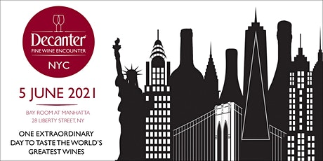 Decanter Fine Wine Encounter NYC tickets