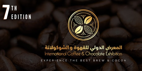 7th International Coffee and Chocolate Exhibition tickets