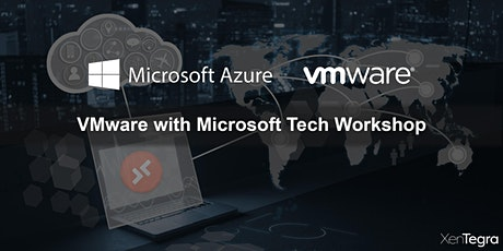 Online: VMware with Microsoft Tech Workshop (08/27/2020) tickets