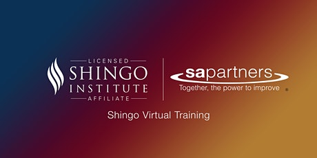 SHINGO DISCOVER EXCELLENCE - Virtual Training - 5 May -7 May,  Australia-Pacific tickets