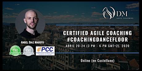 Certified Agile Coaching #CoachingDancefloor tickets