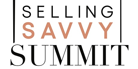 Selling Savvy Summit 2020 tickets