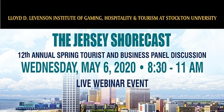 12th Annual Jersey Shorecast tickets