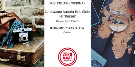 Webinar: Hub Club: FairReisen Tickets