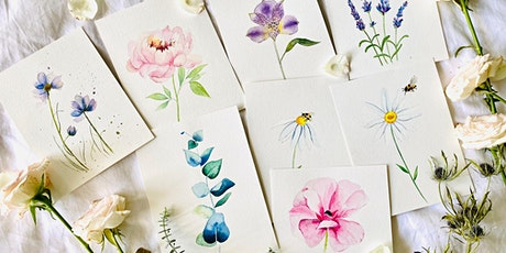 2-in-1 Botanical x Brush Calligraphy tickets
