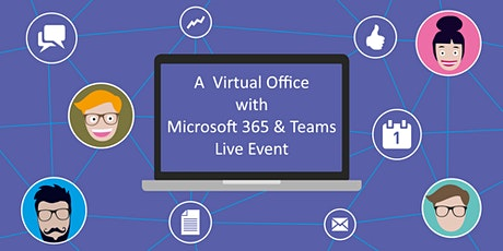 Virtual Office with Microsoft 365 & Teams tickets