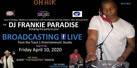 Soul Comitte Alliance Live Dj Frankie Paradise tickets