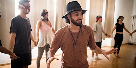 VIRTUAL Deep Meditation for Actors by Italian Artistic Coach Luca Papa tickets