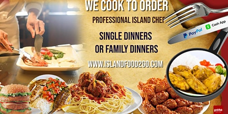 Takeout Meals In Loudoun County, VA tickets